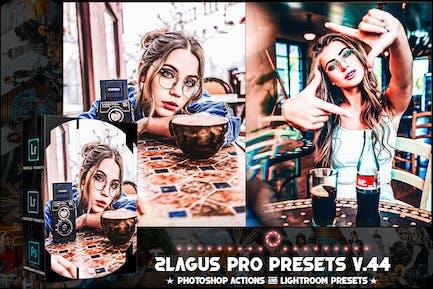 PRO Presets - V 44 - Photoshop & Lightroom