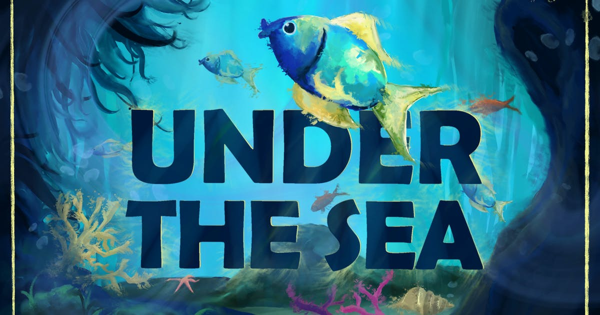 Download Under The Sea: Procreate Brushes by LeoSupply