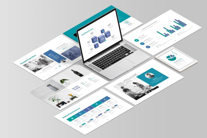 Thumbnail for Business PowerPoint Template