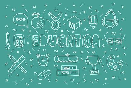 Sketch de l'éducation