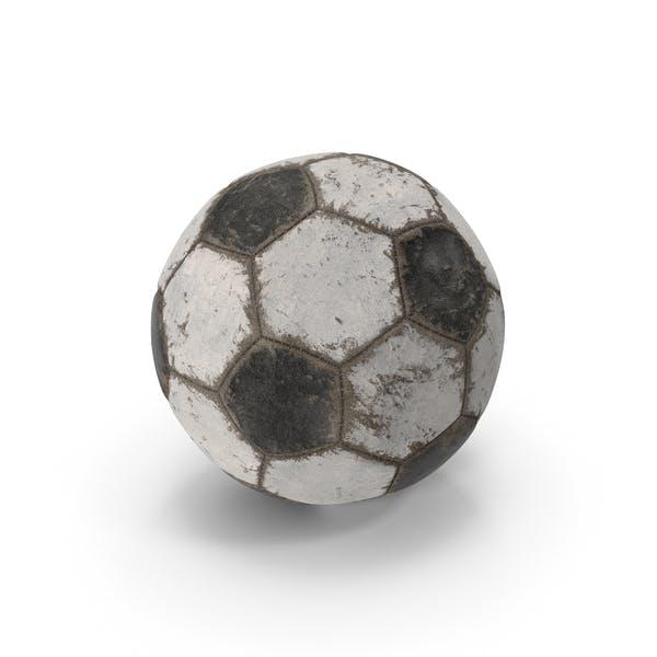 Dirty Soccer Ball