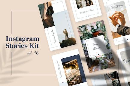 Instagram Stories Kit (Vol.46)