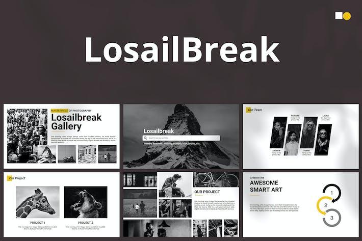 Thumbnail for LosailBreak - Google Slides