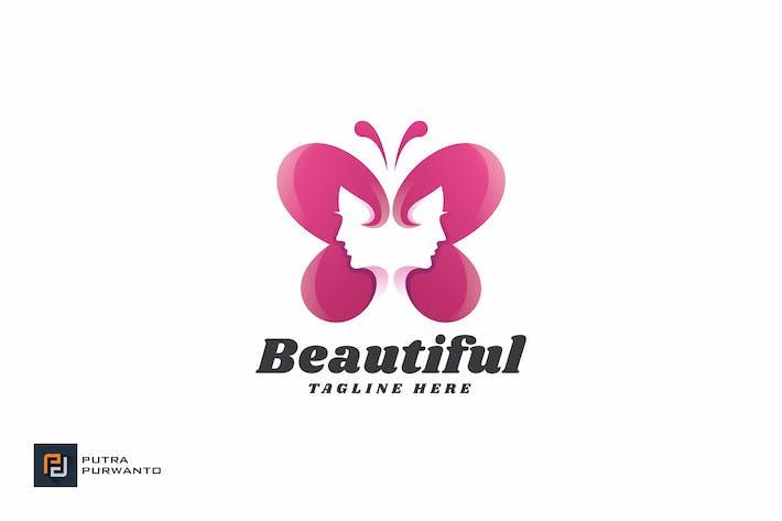 Beautiful - Logo Template