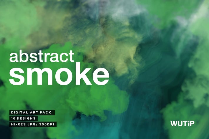 Thumbnail for Abstract Smoke Backgrounds