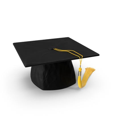 Tapa de graduación de Mortarboard