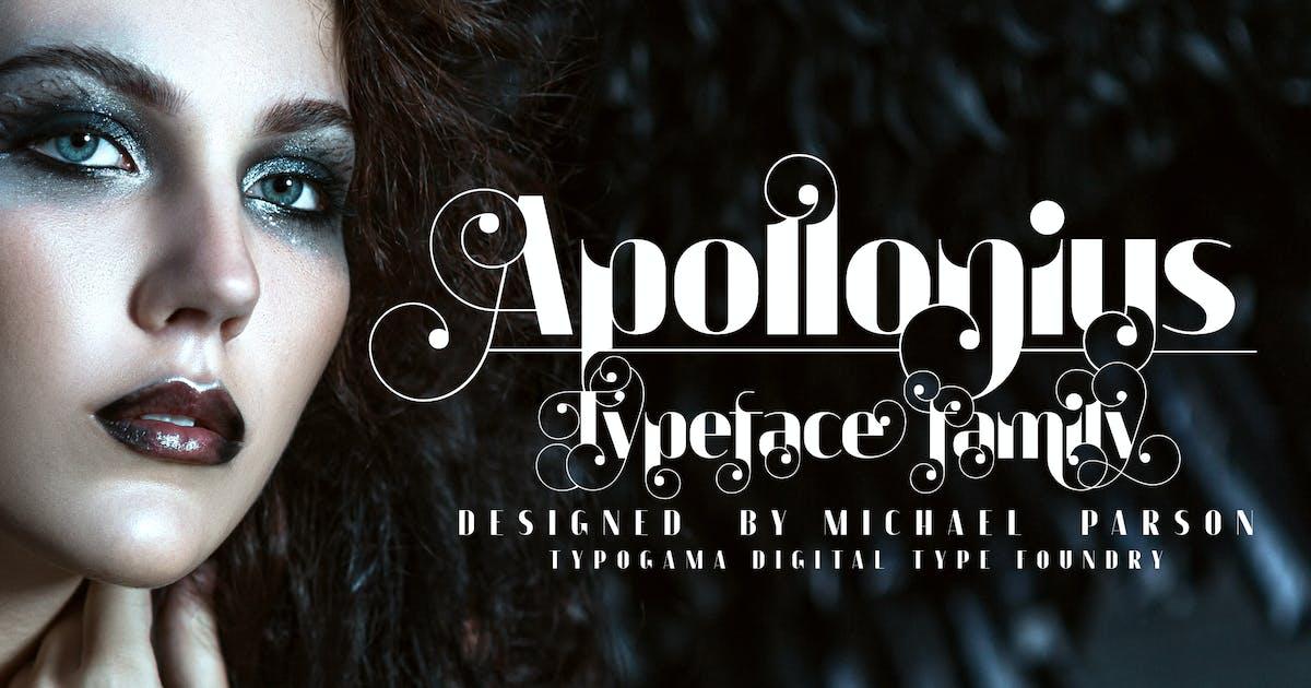 Download Apollonius by Typogama