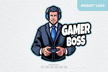 Gamer Boss Logo