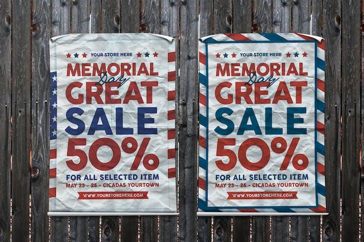 Thumbnail for Memorial Great sale