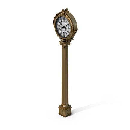 Reloj de calle