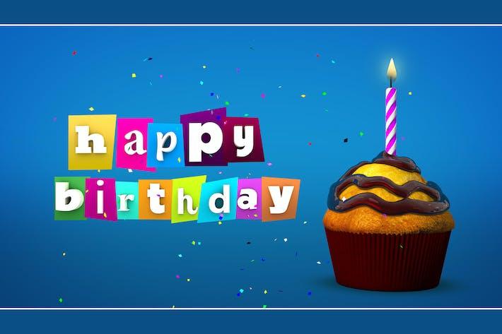 Thumbnail for Празднование Дня Рождения