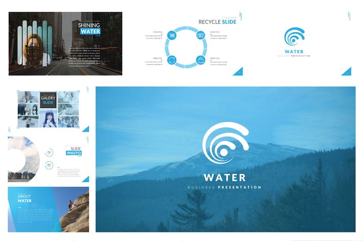 Thumbnail for Water Business Keynote