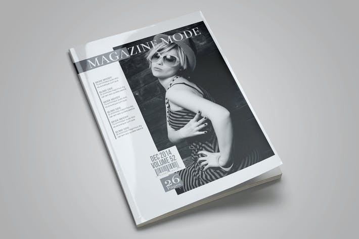 Thumbnail for Multipurpose Indesign Magazine Template