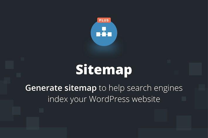 Sitemap Plus