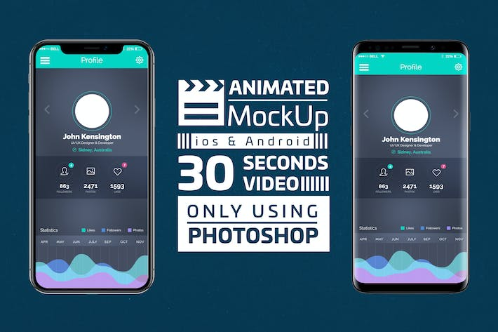 Download Animated Graphic Templates Envato Elements - Video ad templates