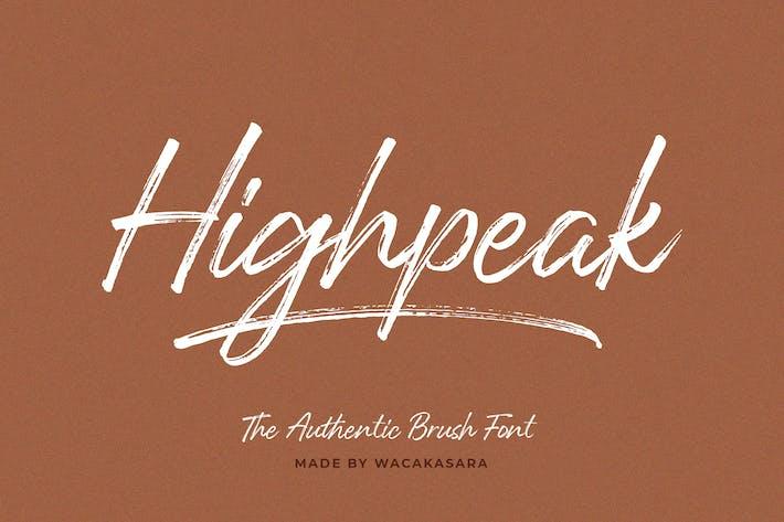 Thumbnail for Highpeak
