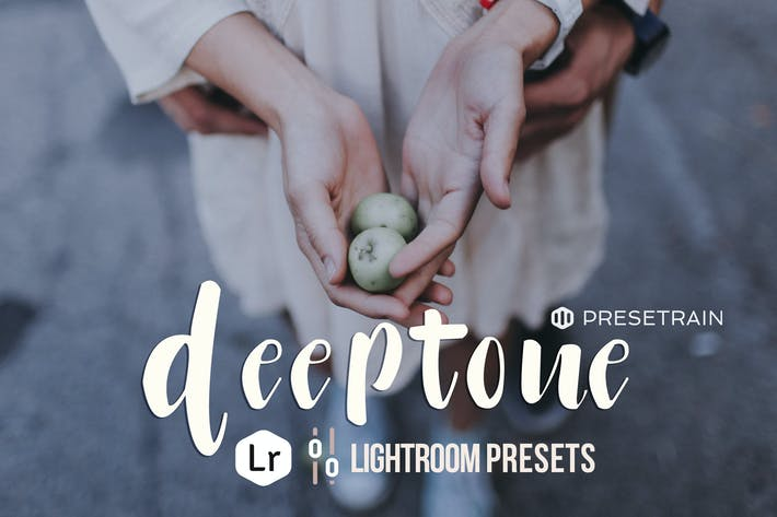 Thumbnail for Deeptone Lightroom Presets