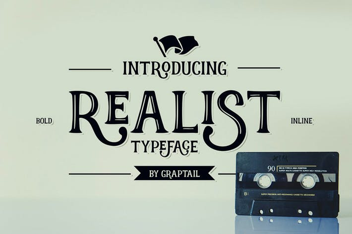 Cover Image For Realist