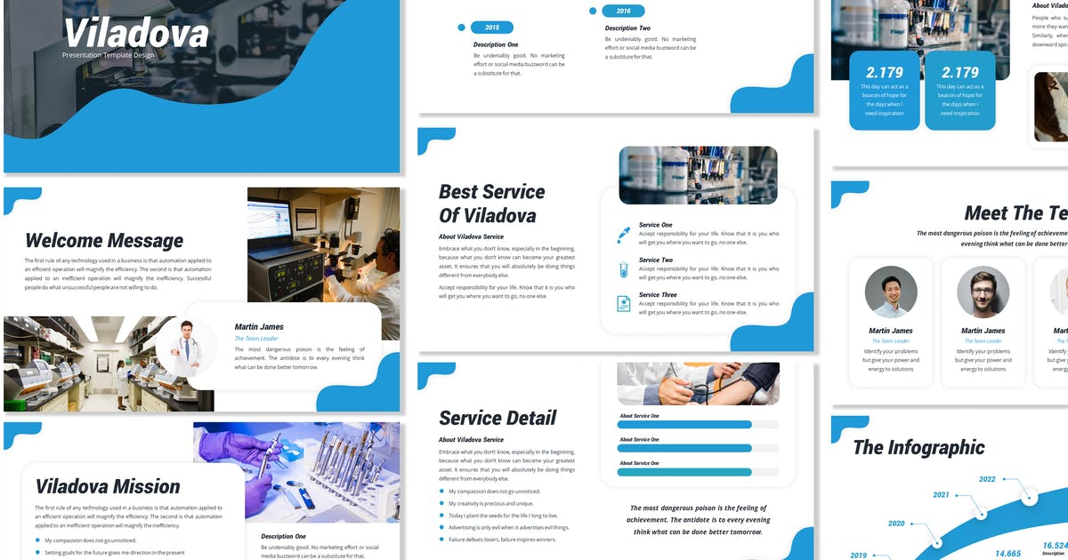 Download Viladova - Business Powerpoint Template by Blesstudio