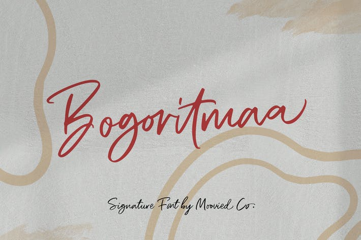 Thumbnail for Bogoritmaa Signature