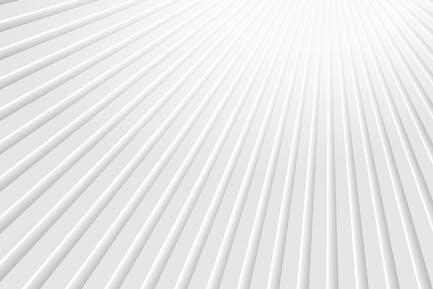 Graue Papierstreifen abstrakter geometrischer