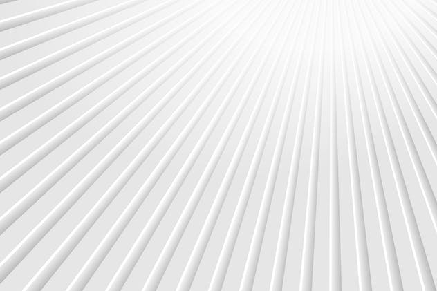 Grey paper stripes abstract geometric background