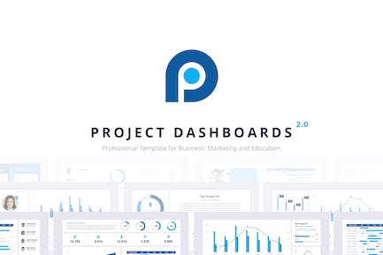 Project Dashboards 2.0 for PowerPoint