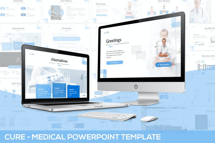 Download 43 powerpoint medical presentation templates thumbnail for cure powerpoint template toneelgroepblik Image collections