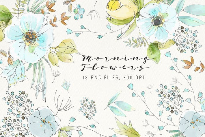 Thumbnail for Morning Flowers
