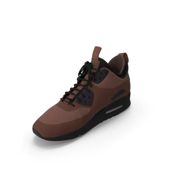 Мужские кроссовки Коричневые
