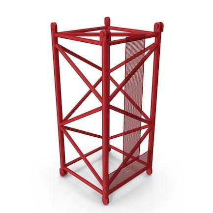 Crane S Intermediate Section 6m Red