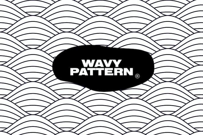 Thumbnail for Wavy Line Pattern