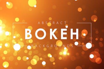 Bokeh Effect Backgrounds