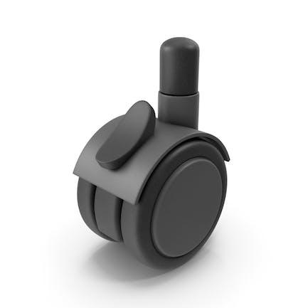 Kunststoff-Lenkrolle