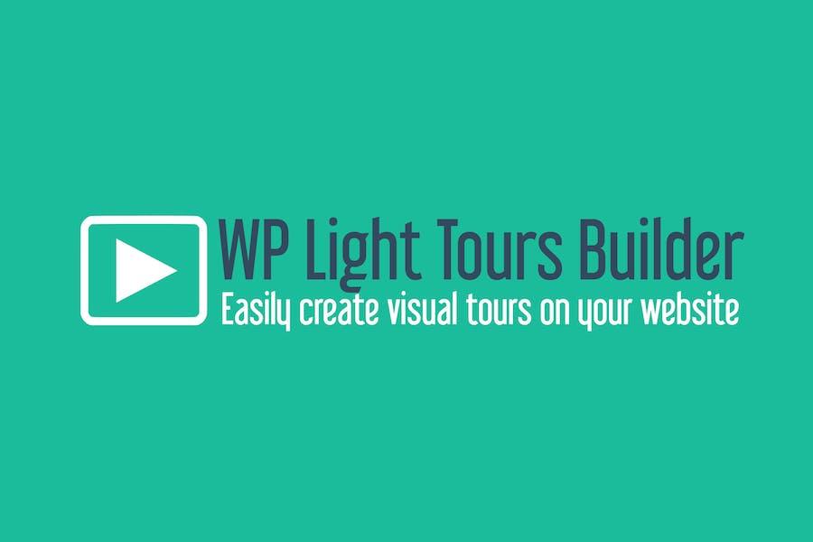 WP Light Tours Builder