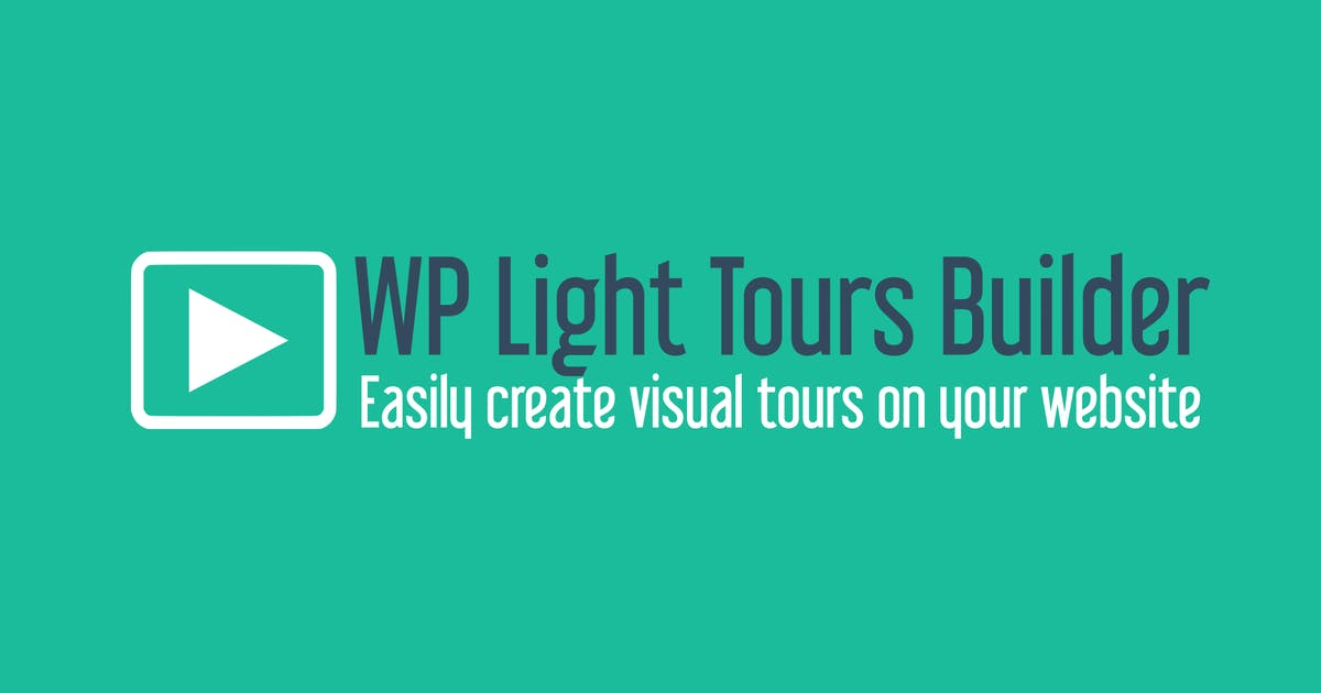 Download WP Light Tours Builder by loopus