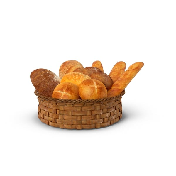 Cover Image for Bread Basket