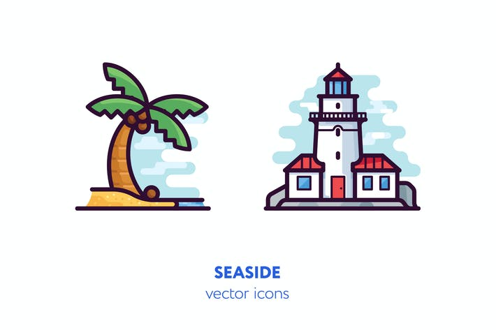 Thumbnail for Icons am Meer