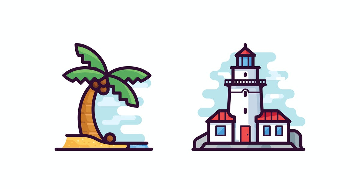 Download Seaside icons by mir_design
