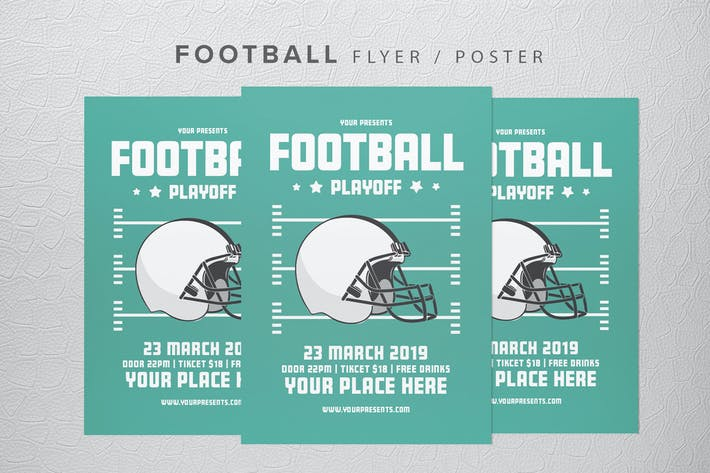Thumbnail for Football American Flyer