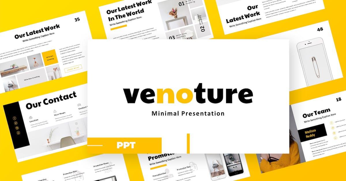 Download Venoture - Powerpoint Presentation by TMint