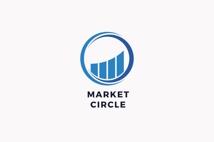 Thumbnail for Market Circle Logo Template