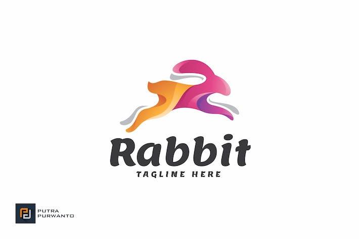 Thumbnail for Кролик - Шаблон логотипа
