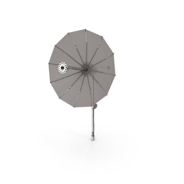 Mesh-Geschirr-Antenne