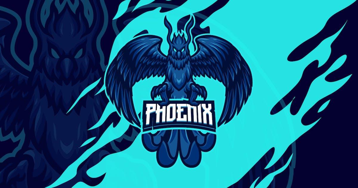 Download Phoenix 3 Mascot Logo Template by febryangraves