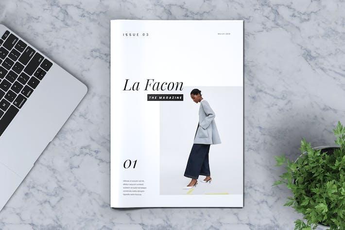 Thumbnail for La Facon Fashion Magazine