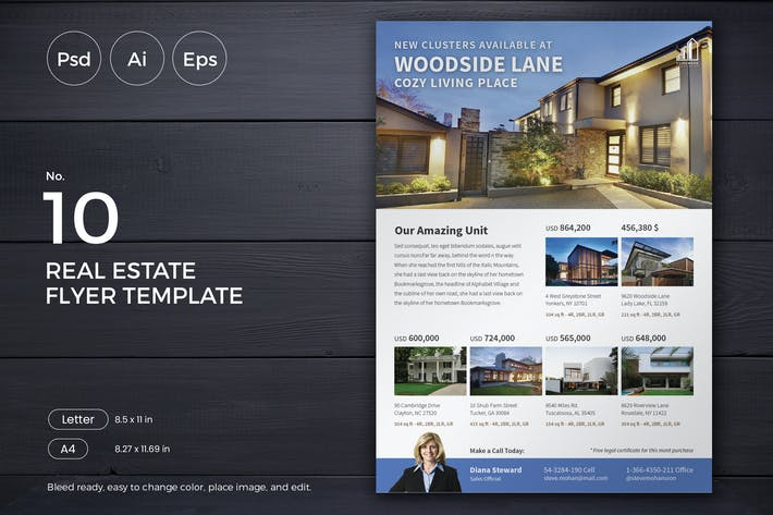 Thumbnail for Slidewerk - Real Estate Flyer 10