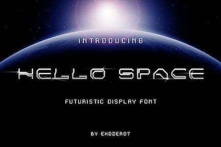 Hello Space