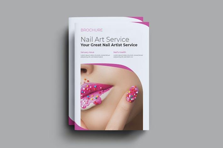 Nail Art Brochure