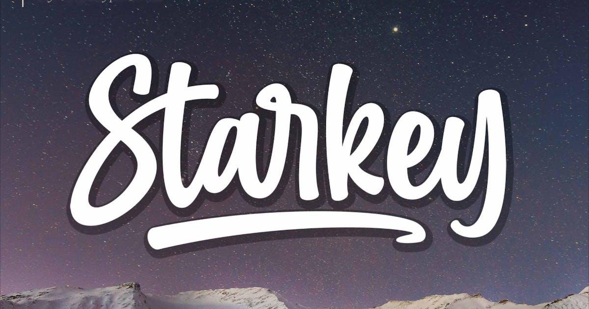 Download Starkey Bold Script by Subectype